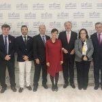 La Comisión de Justicia del Congreso de Diputados visita el Consejo General de Procuradores de España (CGPE)