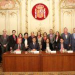 Catalá emplaza a los letrados de la Administración de Justicia a seguir impulsando la transformación de la Justicia