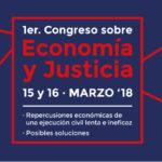Barcelona será sede del Primer Congreso sobre Economía y Justicia. Inauguran Catalá, Estévez y Chocarro