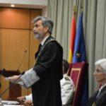 Lesmes preside la apertura del Año Judicial en la jurisdicción militar con la asistencia de la fiscal general del Estado y el presidente del CGPE