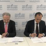 El  Consejo General de Procuradores de España y CaixaBank  renuevan su acuerdo estratégico de colaboración