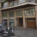50% del pleno dominio y 50% de la nuda propiedad del piso entresuelo en C/ Conde de Borrell nº 334-336 de Barcelona, FR 46800 del RP Barcelona nº 7
