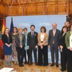 El Gobierno quiere dar un impulso definitivo a la mediación con el apoyo del Consejo General de Procuradores de España