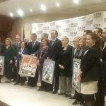El presidente de los Procuradores asiste a la VIII Edición de los Premios Puñetas de ACIJUR