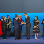 El Rey Felipe VI recibe el World Peace and Liberty Award de la World Jurist Association