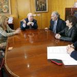 Cantabria y el Consejo General de Procuradores firman convenio para la tramitación tributaria telemática
