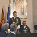 """Lesmes saluda al nuevo presidente del TSJM y asegura que su """"éxito será el éxito de la Justicia madrileña y la Justicia española"""""""