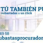 El portal www.subastasprocuradores.com triunfa con un buen número de bienes procedentes de Concursos de Acreedores
