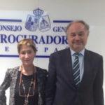 La Procura celebra su fiesta institucional y premia a Victoria Ortega presidenta de la Abogacía española
