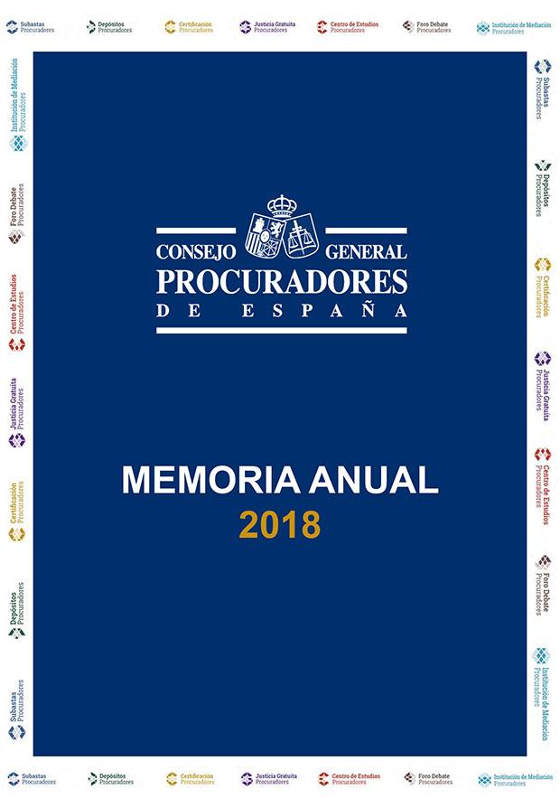 Memoria anual 2018