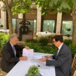 El Consejo General de Procuradores de España firma un acuerdo de colaboración con Paradores que ofrecerá condiciones especiales a los procuradores colegiados del CGPE