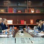 Juan Carlos Campo visita la sede del Consejo General de Procuradores de España y reafirma el interés y compromiso del Ministerio de Justicia con las necesidades de la Procura  para la mejora de la profesión