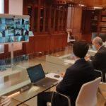 Ministerio, CGPJ, Fiscalía y comunidades autónomas acuerdan pasar a la fase 2 de la desescalada en la Administración de Justicia desde el próximo martes