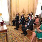 Campo nombra a once secretarios de Gobierno en los TSJ y en la Audiencia Nacional, cinco de ellos mujeres
