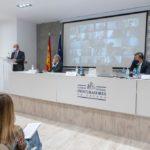 """Juan Carlos Campo, Ministro de Justicia:  """"La Procura tienen mucho potencial y se avecinan muy buenos tiempos para la profesión"""""""