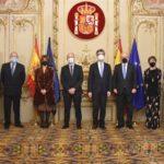 El presidente del Consejo General de Procuradores de España firma el Protocolo General de Colaboración para el Fomento de un Lenguaje jurídico moderno y accesible para la ciudadanía.