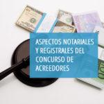 «Aspectos notariales y registrales del concurso de acreedores» y  «Declaración de la Renta 2020» son los nuevos cursos de formación que impartirá el Centro de Estudios del CGPE