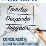 Conciliación, jurisprudencia, consultorio fiscal, entrevistas a José Carlos Resende y Antonio Álvarez-Buylla, y nuevas secciones son parte del contenido de la Revista 132 del CGPE «Procuradores»
